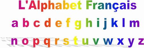 alfabeto frances